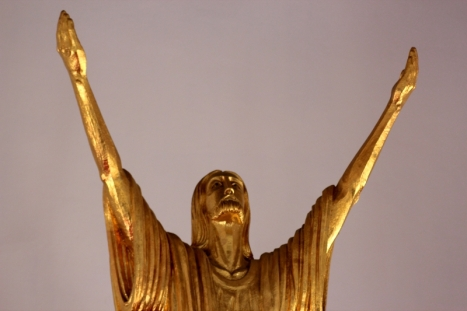 Christ the Redeemer at Holy Redeemer Church in Bangkok, Thailand