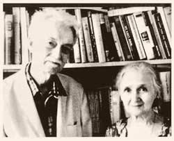 Jacques and Raïssa Maritain