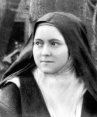 Saint Thérèse of the Child Jesus and the Holy Face