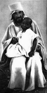 Charles de Foucauld and Abd Jesus