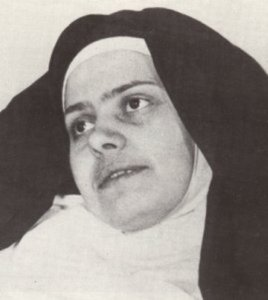 Blessed Elizabeth in the infirmary