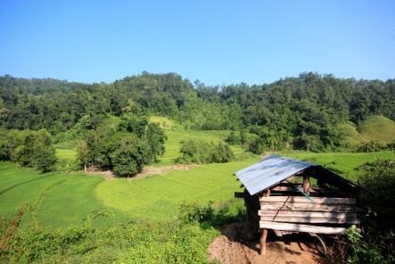 In Mae Chaem, Thailand